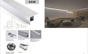 4248 LED Channel Aluminium Profile Aluminium Extrusion pictures & photos