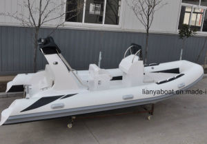 Liya 5.2m Rib Boat Quality Inflatable Rib Made in China pictures & photos