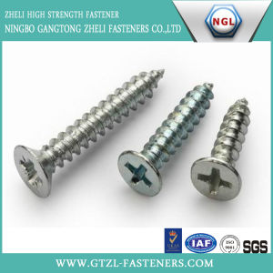 DIN968 of Stainless Steel Screws with Countersunk Head pictures & photos