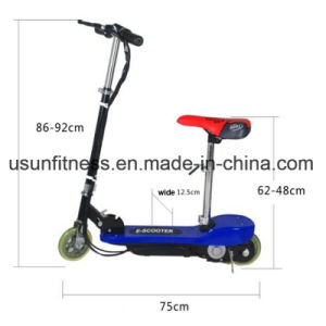 2 Wheels Foldable Adult Surfing Kick Scooter Electric Scooter pictures & photos