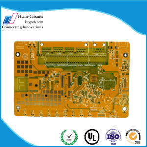 4 Layer Enig Fine Pitch 94vo RoHS Printed Circuit Board for Tablets