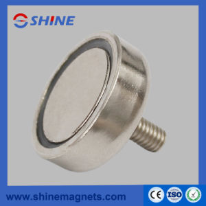 NdFeB Pot Magnets C16, C20, C25, C32 pictures & photos