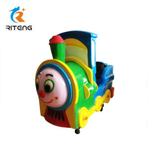 Coin Operated Kiddie Rides Electronics Cars Kiddie Amusement Rides Train pictures & photos