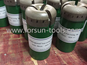 56mm Impregnated Non Core Drill Bit Drilling Tool pictures & photos