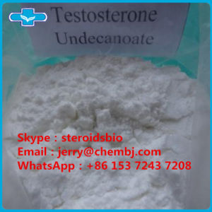 Hot Sale Testosterone Undecanoate Powder for Muscle Bodybuilding CAS 5949-44-0 pictures & photos