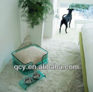 Customized Design Lounge Acrylic Pet Bed pictures & photos
