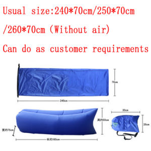 Summer Lightweigt Inflating Lazy Sofa, Outdoor Sleeping Hangout Bag pictures & photos