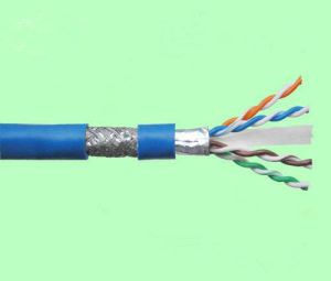 Good Price FTP CAT6A Network Cable, LSZH pictures & photos