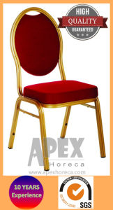 Hotel Furniture Banquet Chair Hall Aluminum Chair pictures & photos