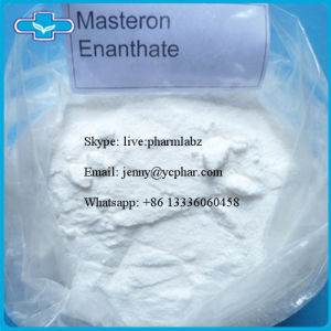 99.9% Purity Muscle Buidling Steroid Powder Drostanolone Enanthate CAS 13425-31-5 pictures & photos