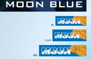 Moon Blue 1.0 Single Wide Wood Smoking Paper pictures & photos