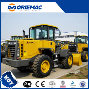 Lower Price High Quality 3 Ton Front End Wheel Loader LG933L pictures & photos