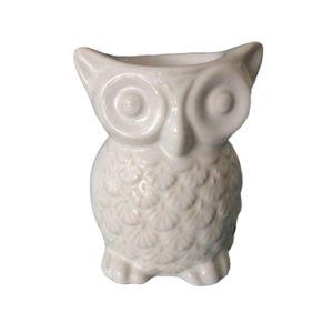 Owl Shape Electric Oil Incense Burner pictures & photos