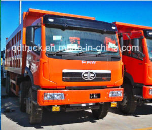 8X4 40 Tons Heavy Duty Truck FAW Dump Truck pictures & photos