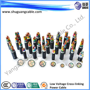 Electric Power Cable with PVC Insulated/Sheathed pictures & photos