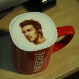 3D Digital Coffee Printer pictures & photos