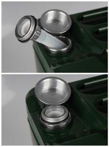 Stahlblech Kraftstoff Diesel Benzin Kanister Oelkanister Resevekanister Transportkanister / Can pictures & photos