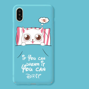 Cartoon PC Hard Fuel Injection Protective Case Cover for iPhone 7/7plus/ X/ 8plus pictures & photos