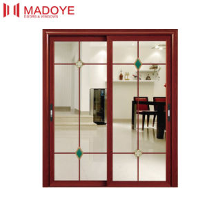 Popular Design Waterproof Sliding Door with German Accessories pictures & photos