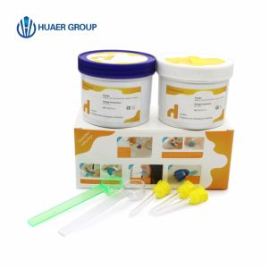 Addition Polysilicone Dental Impression Heavy Putty pictures & photos