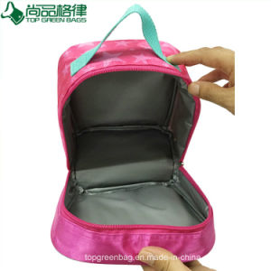 Lovely Two Layer Thermal Bags Lunch Cooler Bags for Child pictures & photos