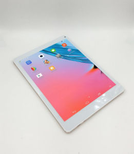 10inch Tablet PC with Mtk8382 Quad-Core 3G Card Single Solt pictures & photos