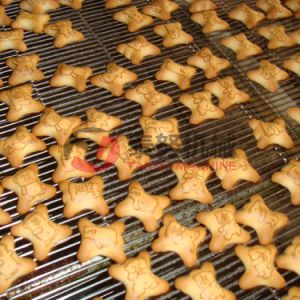 High Efficient 500kg Per Hour Center Filling Biscuit Making Machine pictures & photos