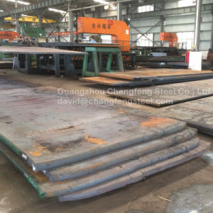 1.2379 D2 SKD11 Cr12MOV cold work mould steel bar special steel round flat plate pictures & photos