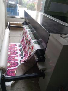 Auto Feeding Textile Laser Cutting Machine pictures & photos