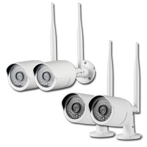 4CH 960p Wi-Fi IP CCTV Security Kit Wireless NVR System Camera pictures & photos