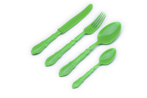 Newest Heavy Weight Luxury Disposable Cutlery pictures & photos
