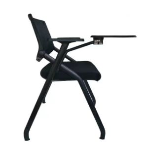 Comfortable Training Room Chairs With Writing Pad