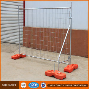 2X4m Galvanized Barricade Temporary Mesh Fencing Panel pictures & photos
