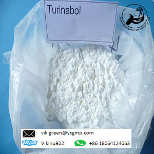 Oral Anabolic Steroids Turinabol Clostebol Acetate 4-Chlorodehydromethyltestosterone 855-19-6 pictures & photos
