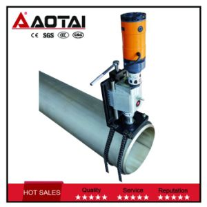 Portable Pipe Hole Cold Drilling and Boring Machine pictures & photos
