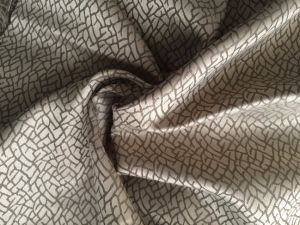 Top Quality Polyester Cationic Jacquard Curtain Fabric pictures & photos