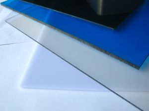 UV Coated 2mm 3mm 4mm 5mm Polycarbonate Solid Sheet pictures & photos