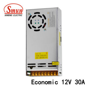 350W 24V 14.6A Economic Switching Power Supply for LED Lighting pictures & photos