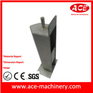 CNC Machinery Milling of Aluminum Barstock pictures & photos