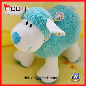 Ce/Cpsia Blue Baby Newborn Super Soft Stuffed Plush Toys pictures & photos
