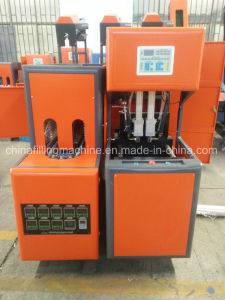 Semi Automatic Bottle Blow Moulding Machinery with Ce Certificate pictures & photos