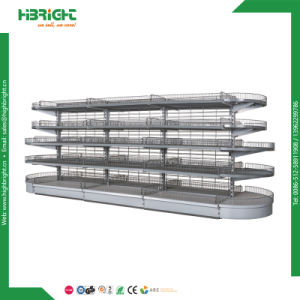 Double Sided Cantilever Racking Wire Plane Shelving pictures & photos
