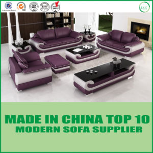 Modern Furniture Leisure Sectional Leather Sofa pictures & photos
