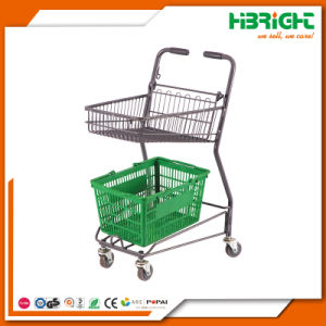 Airport Shopping Trolley for Duty Free Shop and Store pictures & photos