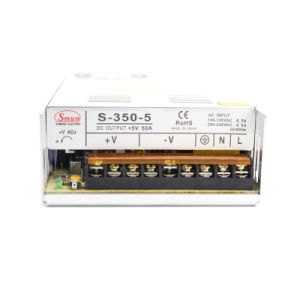 Smun S-350-5 250W 5V 50A AC-DC Power Supply SMPS pictures & photos