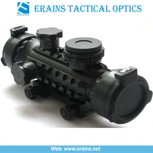 DOT Combo With Windage and Elevation Adjust Mechanism and 32m Caliber and Rail (ES-RD-1X35) pictures & photos