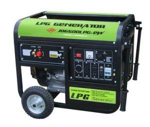 LPG, NG Gas Gensets (LHE & LDE Series)