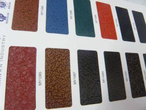 Alligator Texture Powder Coating