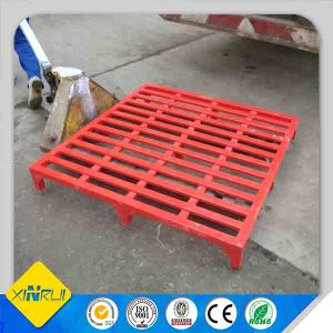 Heavy Duty Steel Pallet with Upright Protectors