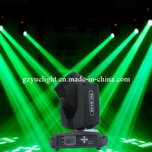OEM ODM Factory High 5r 200W Beam Moving Head pictures & photos